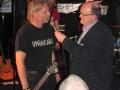 Uwe BOGS mit Stefan Alberti (Neue Osnabrücker Zeitung)